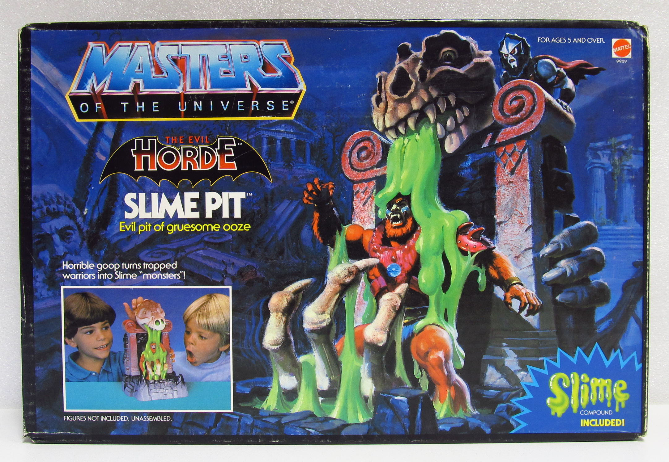 masters of the universe slime pit 1