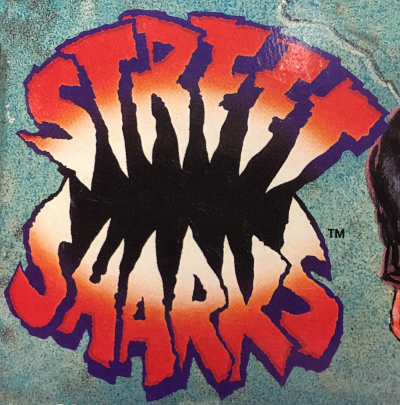 Action Figures - Street Sharks
