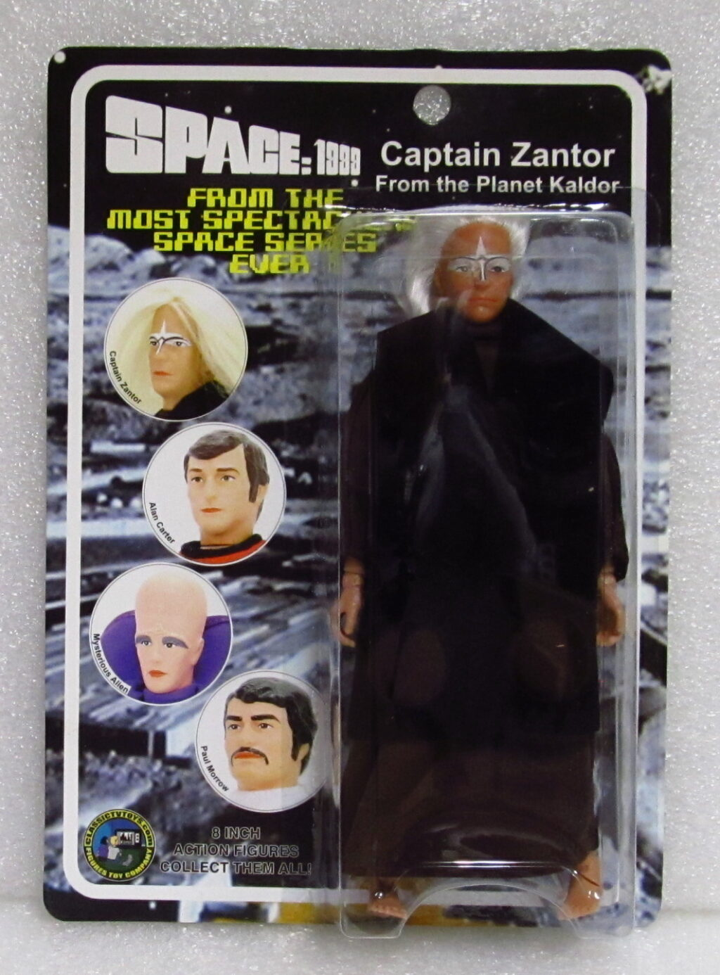 figures toys company space 1999 captain zantor figure