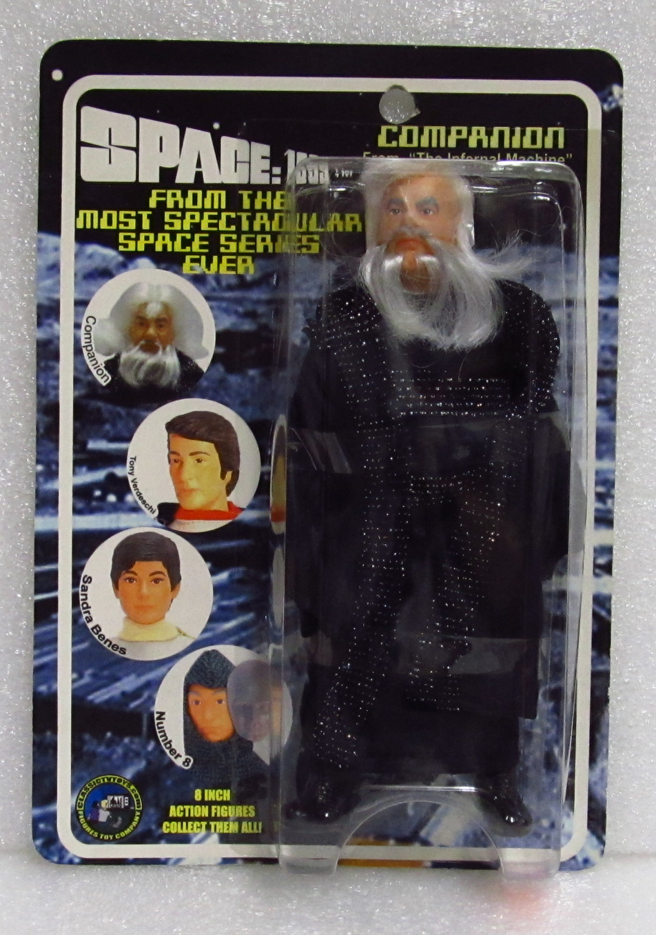 figures toys company space 1999 companion figure