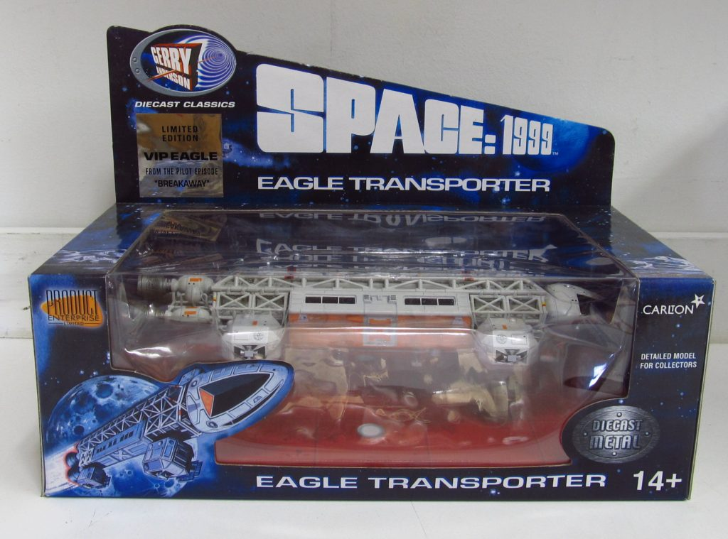 space: 1999 diecast eagle transporter 1