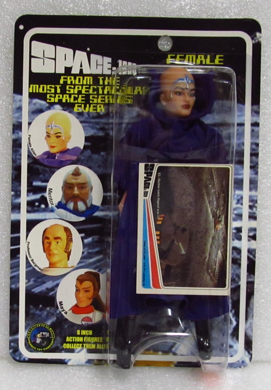 figures toys company space 1999 female alien figure