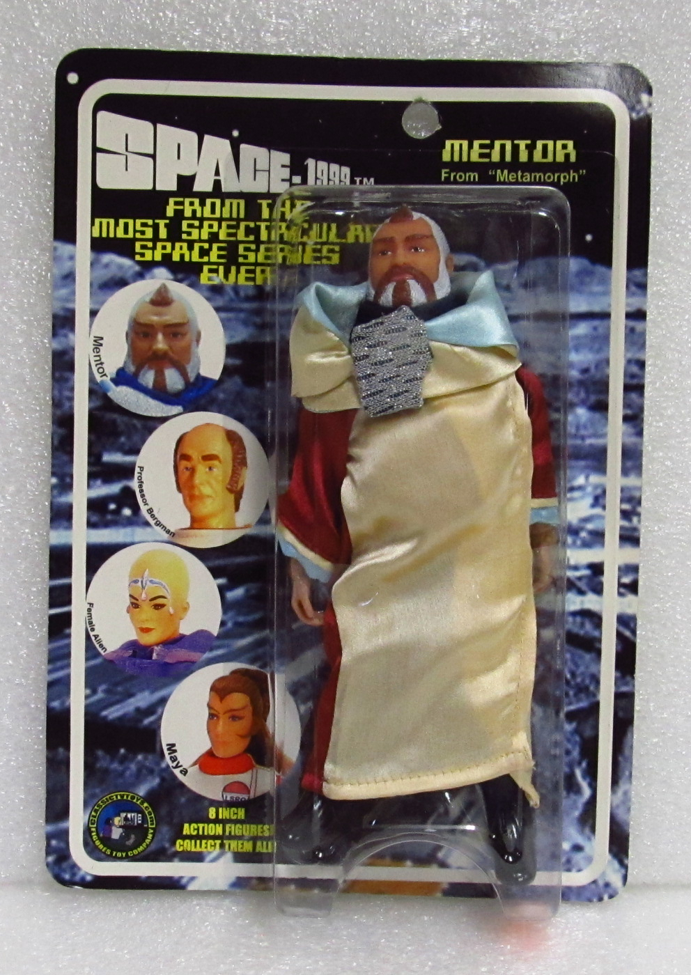 figures toys company space 1999 mentor figure