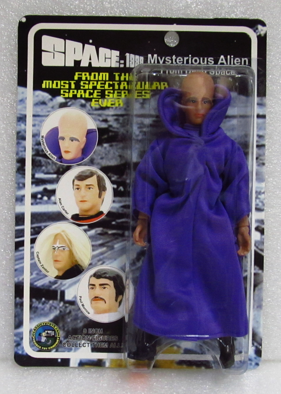 figures toys company space 1999 mysterious alien figure