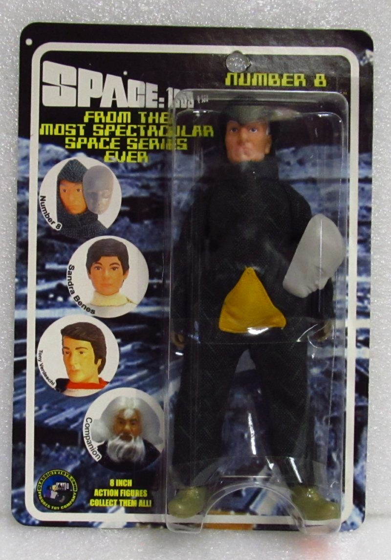 figures toys company space 1999 number 8 figure