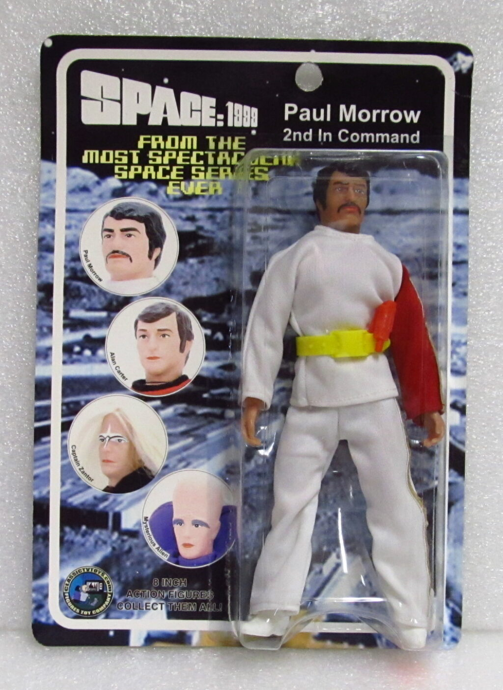 figures toys company space 1999 paul morrow figure