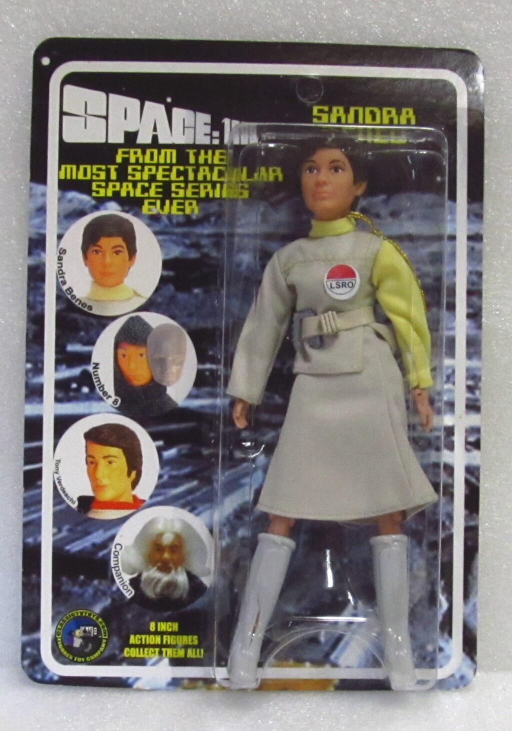 space 1999 sandra benes figure