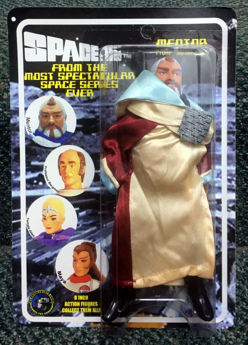 figures toy company space 1999 mentor action figure