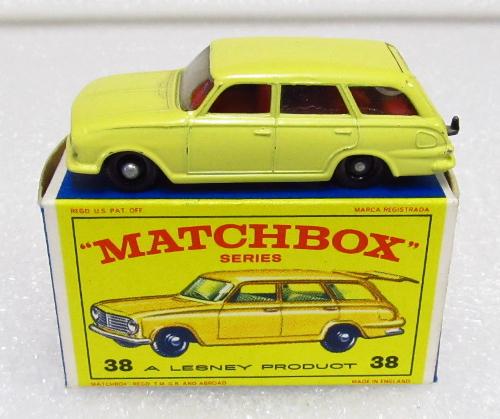 matchbox 38-b vauxhall victor estate car 1