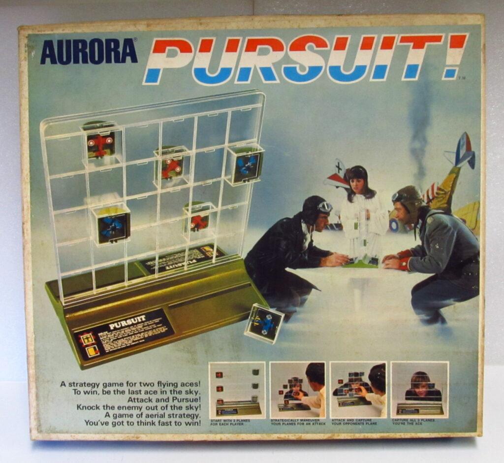aurora pursuit! game 1