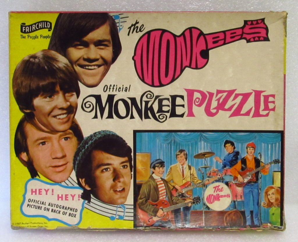 official monkee puzzle 1