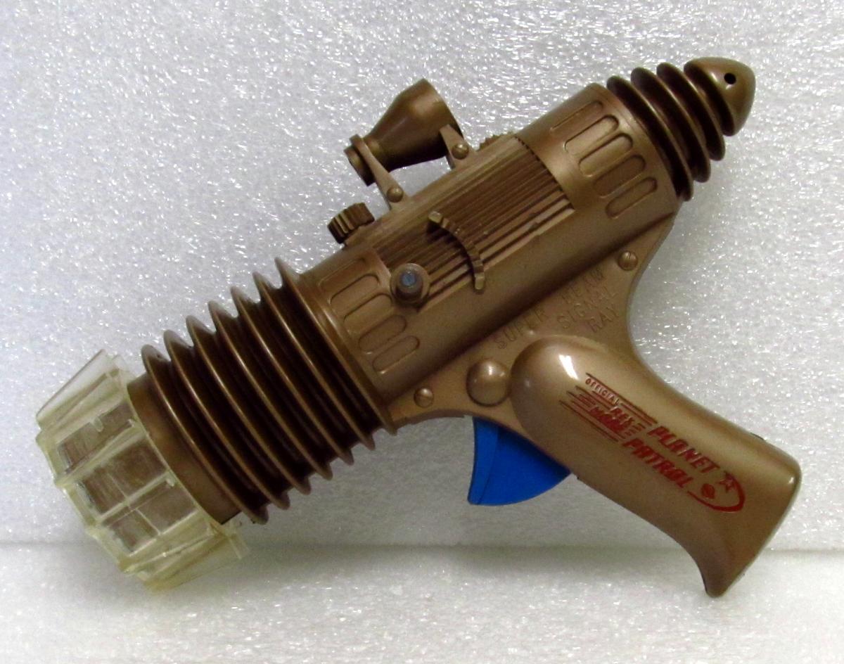 Marx Rex Mars Planet Patrol Super Beam Signal Ray Gun 1