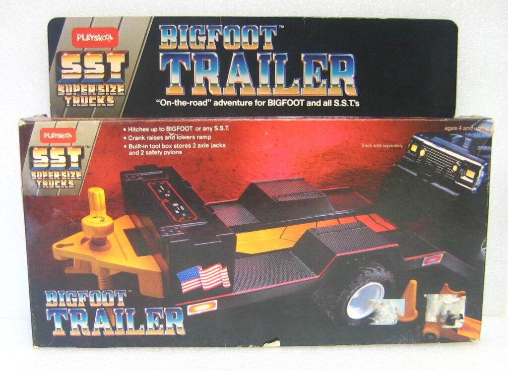playskool big foot trailer instructions 1