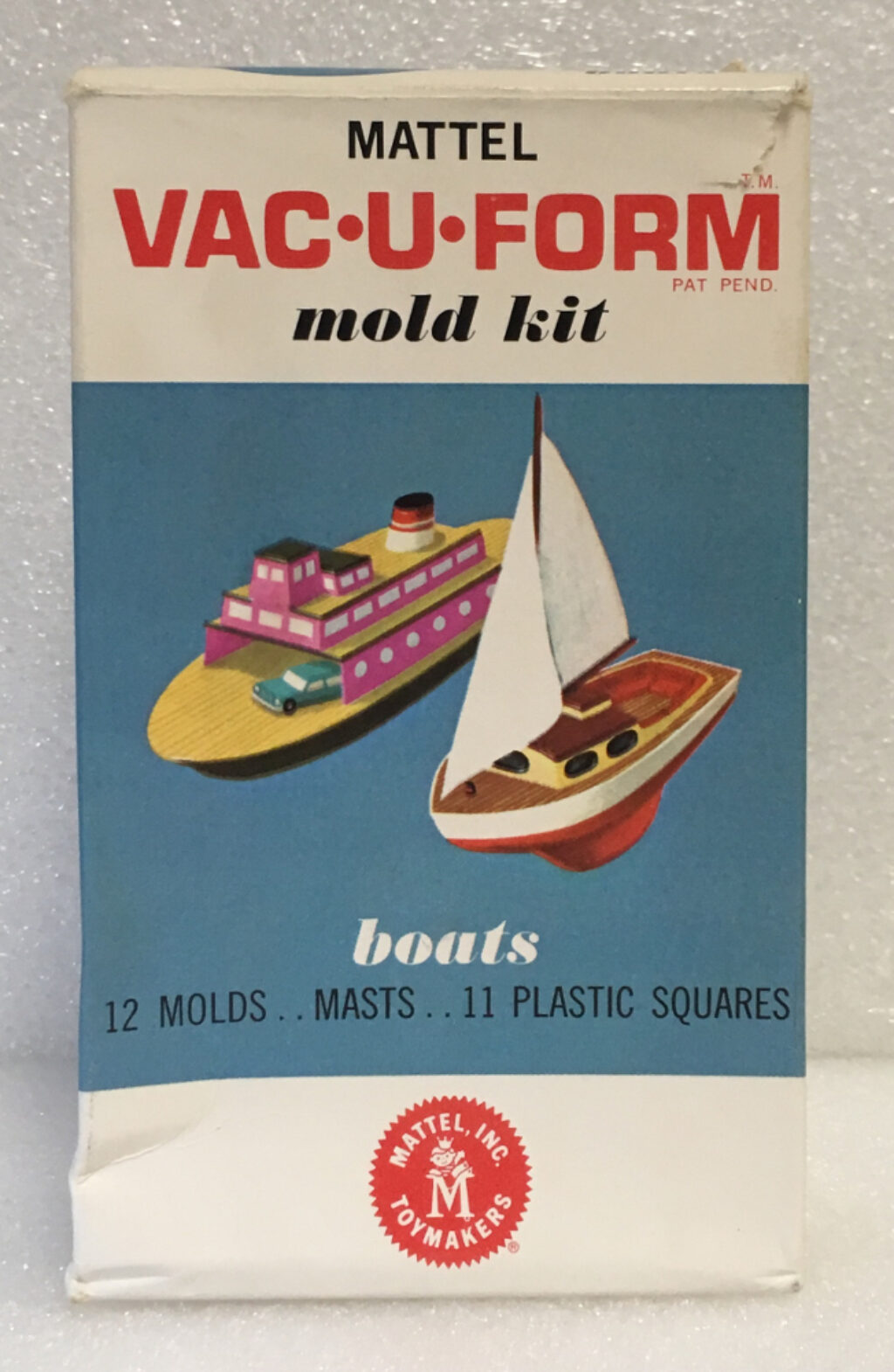 vac-u-form boats mold kit 1