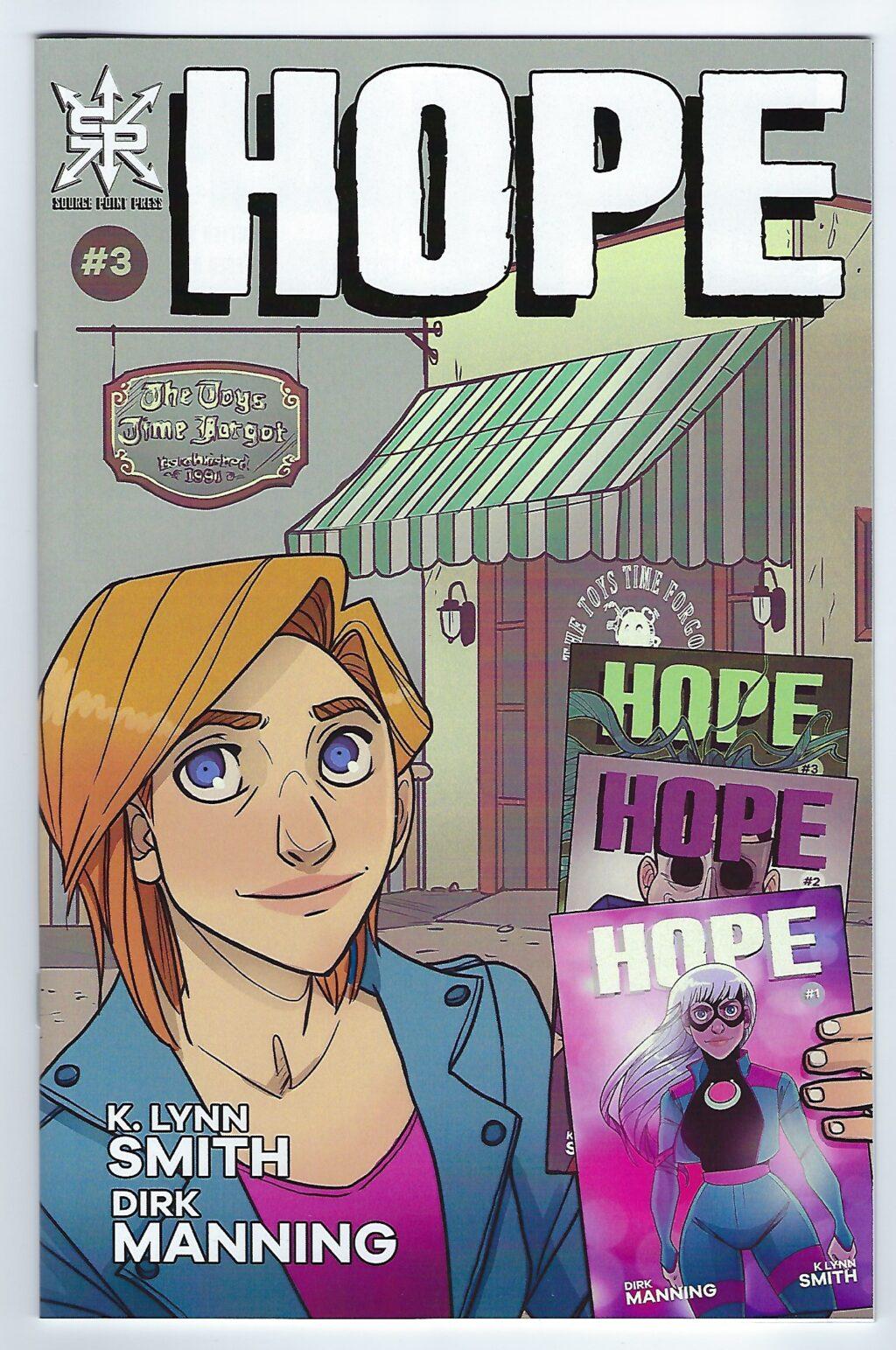 hope #3 retailer variant cover 1