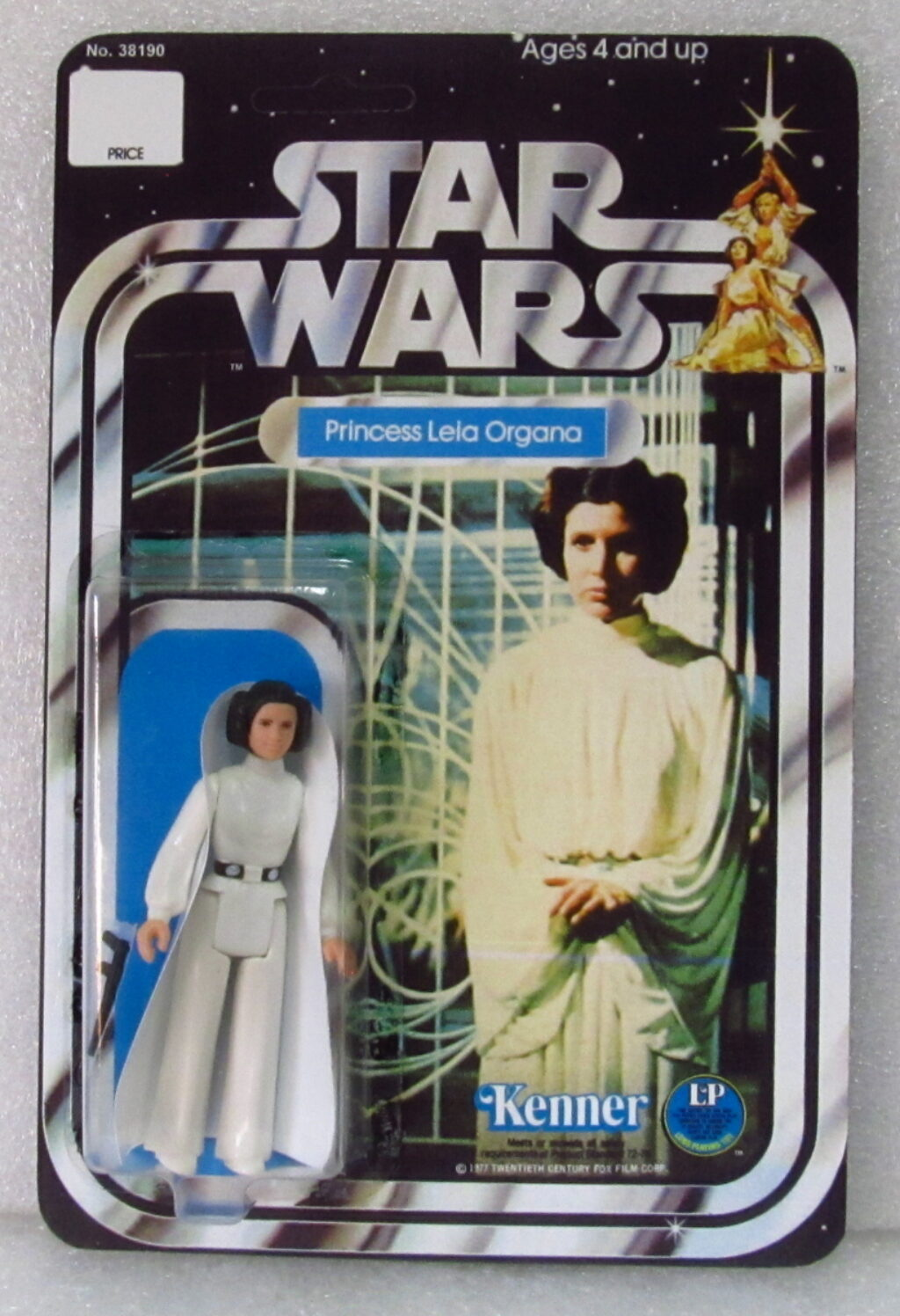 kenner star wars princess leia 1