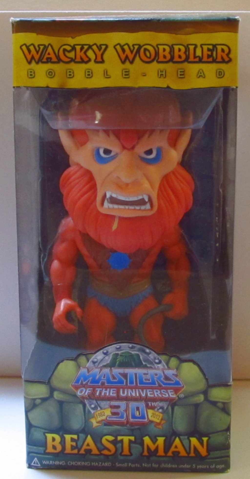 funko wacky wobbler he-man motu beast man 1