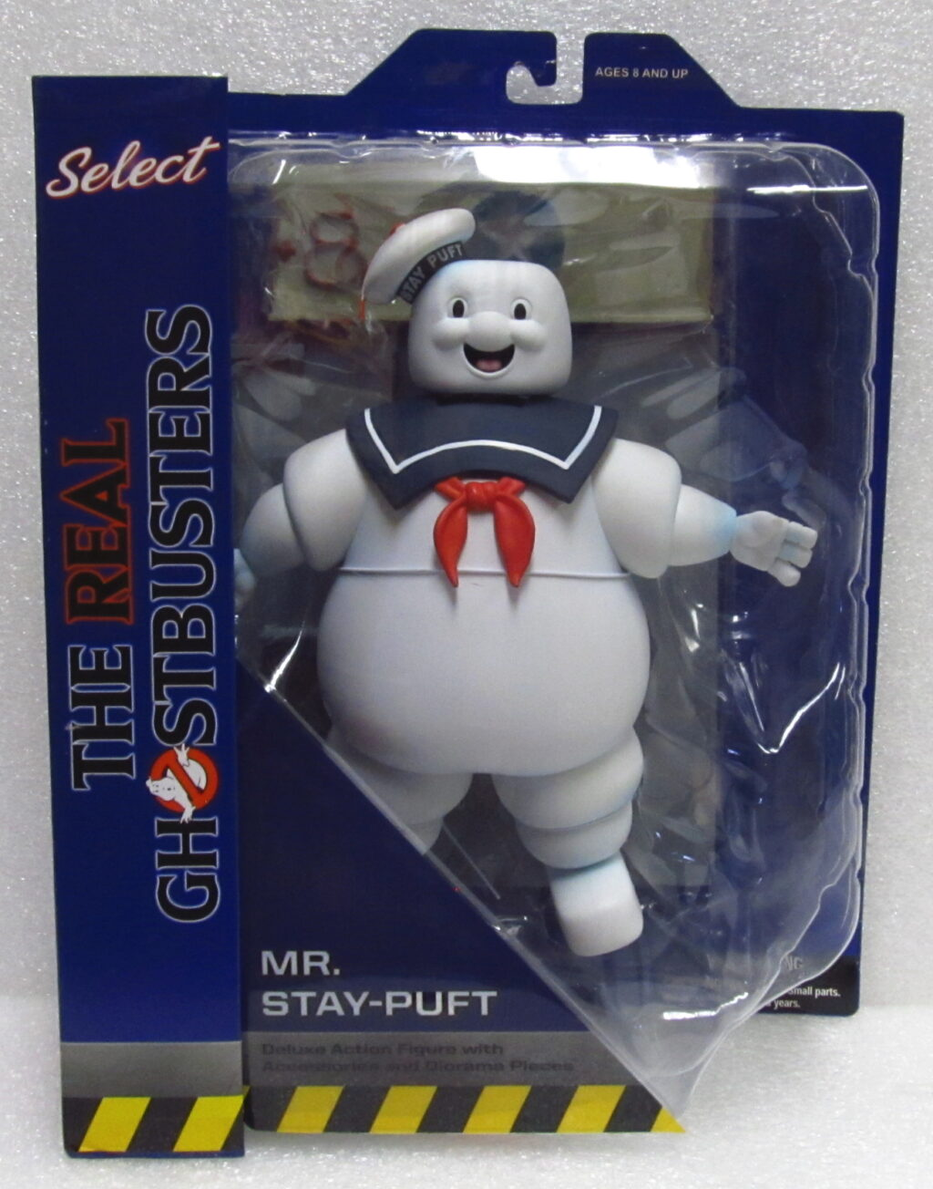 diamond select the real ghostbusters mr stay-puft 1