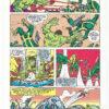 Aurora Comic Scenes Incredible Hulk Model Kit Comic Book & Instructions Booklet 2