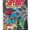 Aurora Comic Scenes Superboy Model Kit Comic Book & Instructions Booklet 1