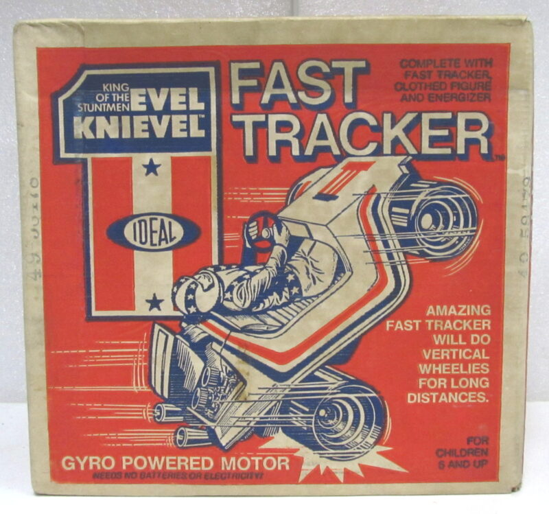 ideal evel knievel fast tracker 1