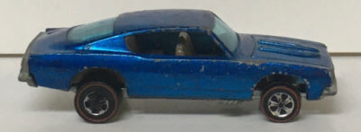 hot wheels red line custom barracuda 1