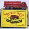 matchbox 11-a esso road tanker 1