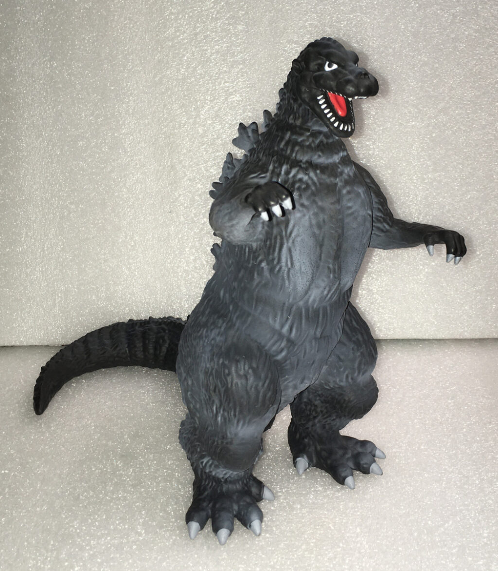 monogram products godzilla pvc figural bank 1