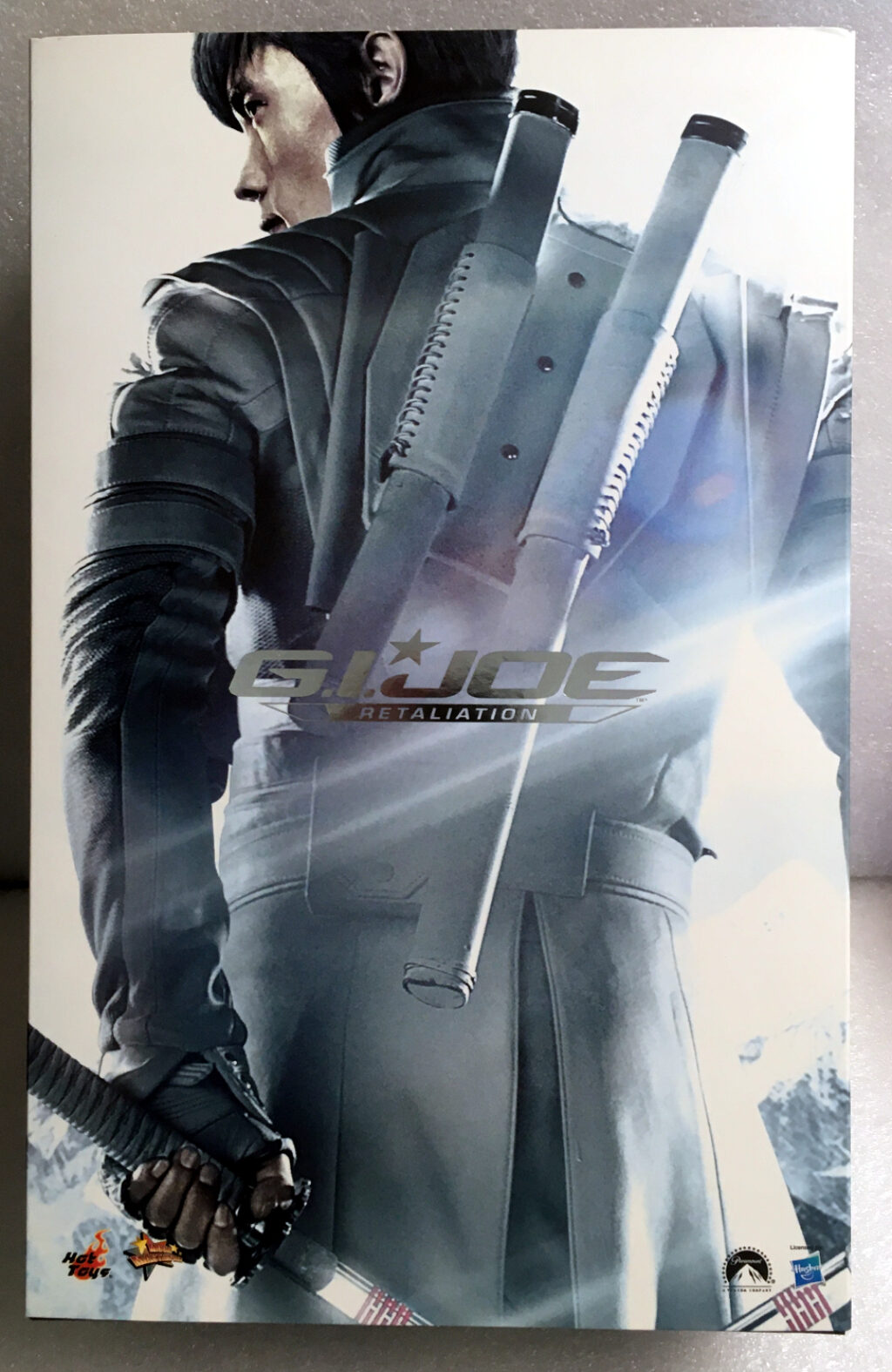 hot toys g.i. joe retaliation storm shadow 1:6 scale figure 1