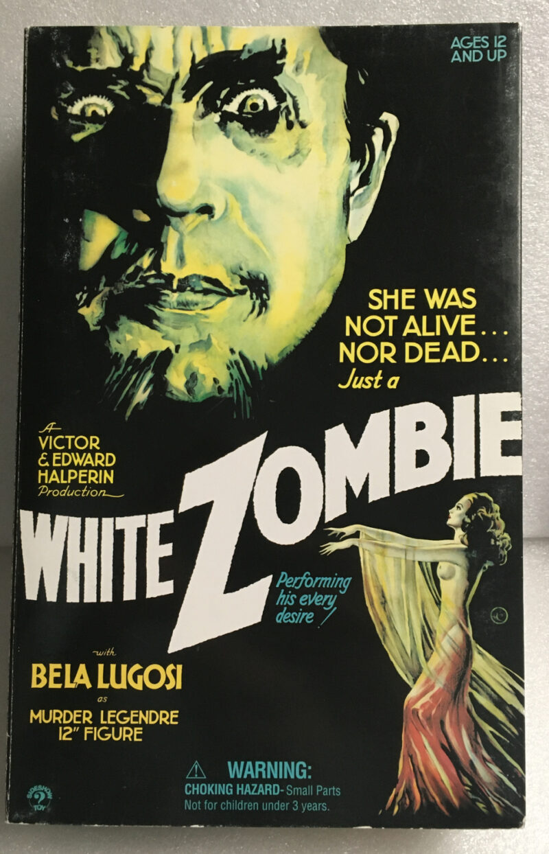 sideshow bela lugosi as Murder LeGendre in White Zombie 1:6 scale figure 1
