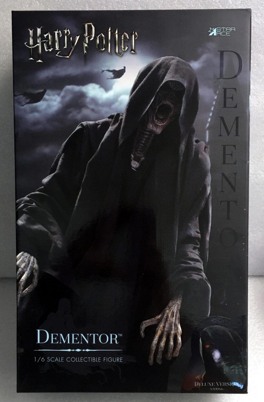 star ace harry potter dementor 1:6 scale figure 1
