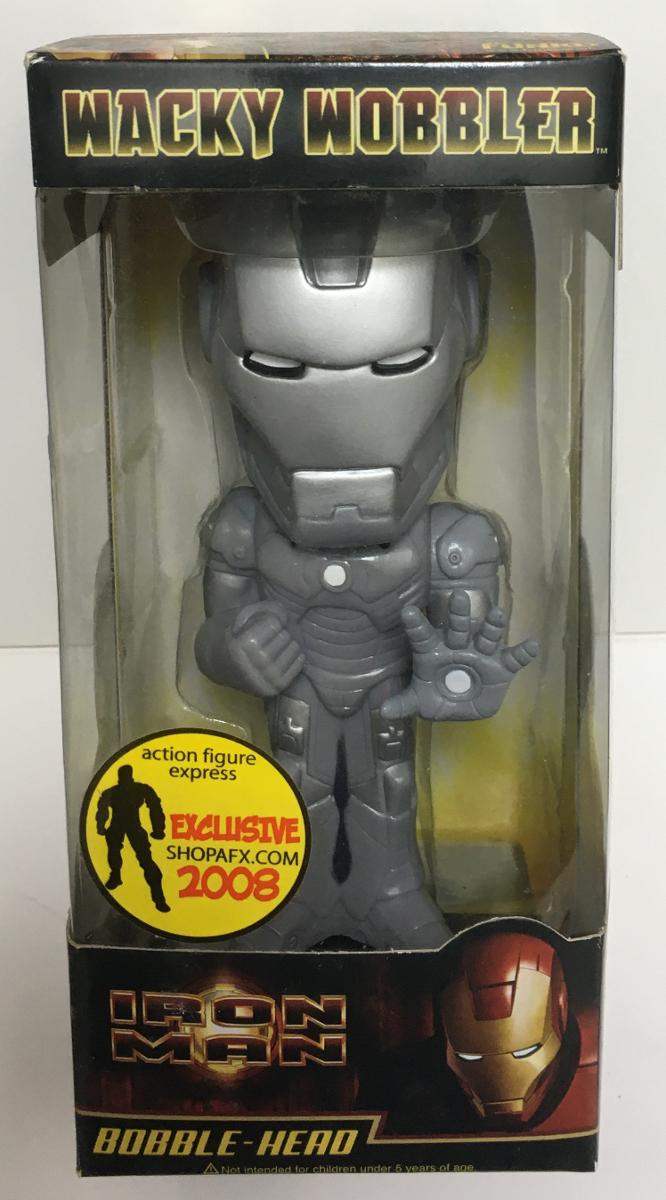 funko iron man mark ii shopafx.com wacky wobbler 1