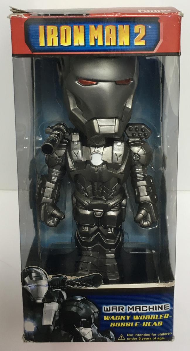 Iron Man FUNKO wobblers Bobble Head.