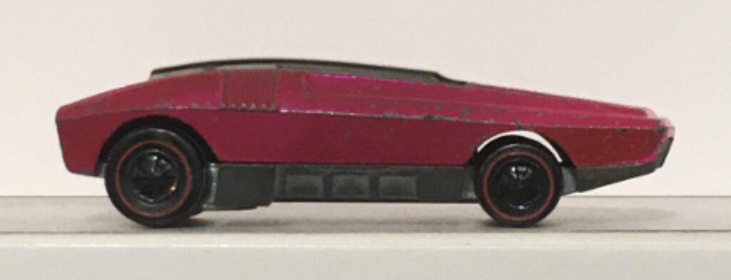 mattel hot wheels hot pink whip creamer 1