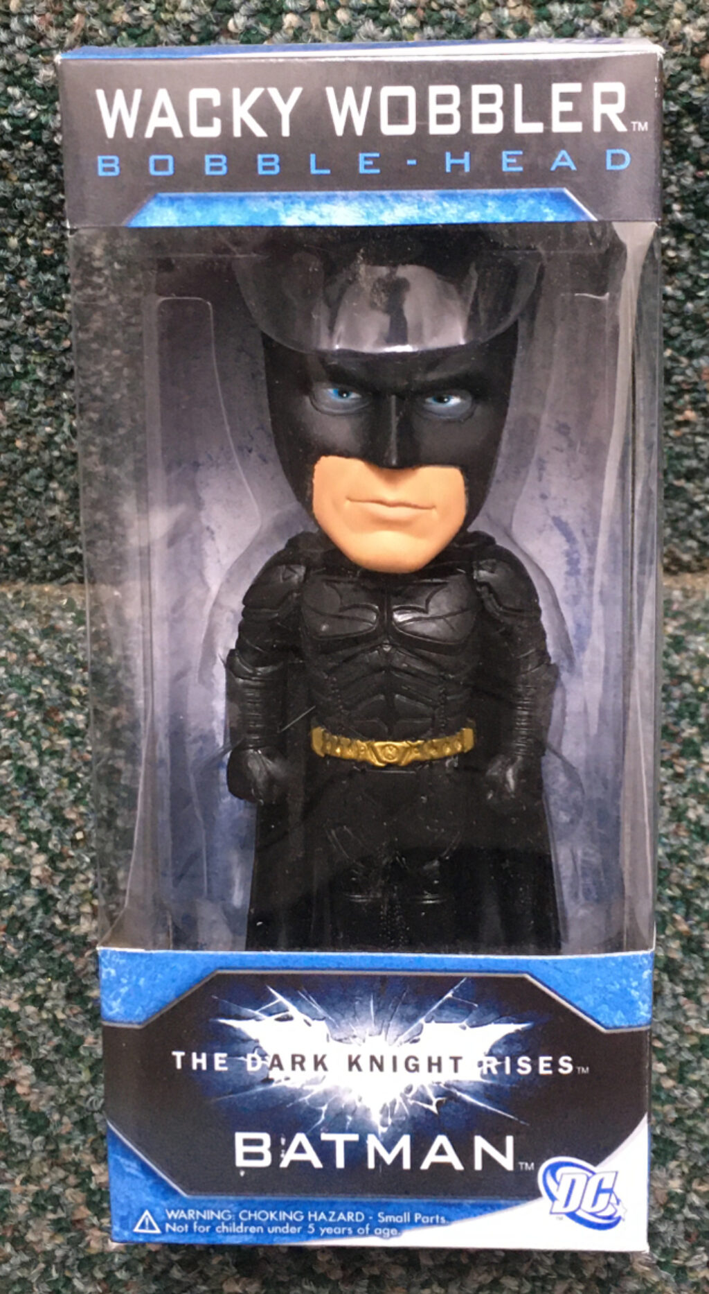 funko dark knight rises batman wacky wobbler 1