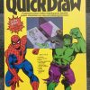 pressman spider-man and hulk quick draw set 1