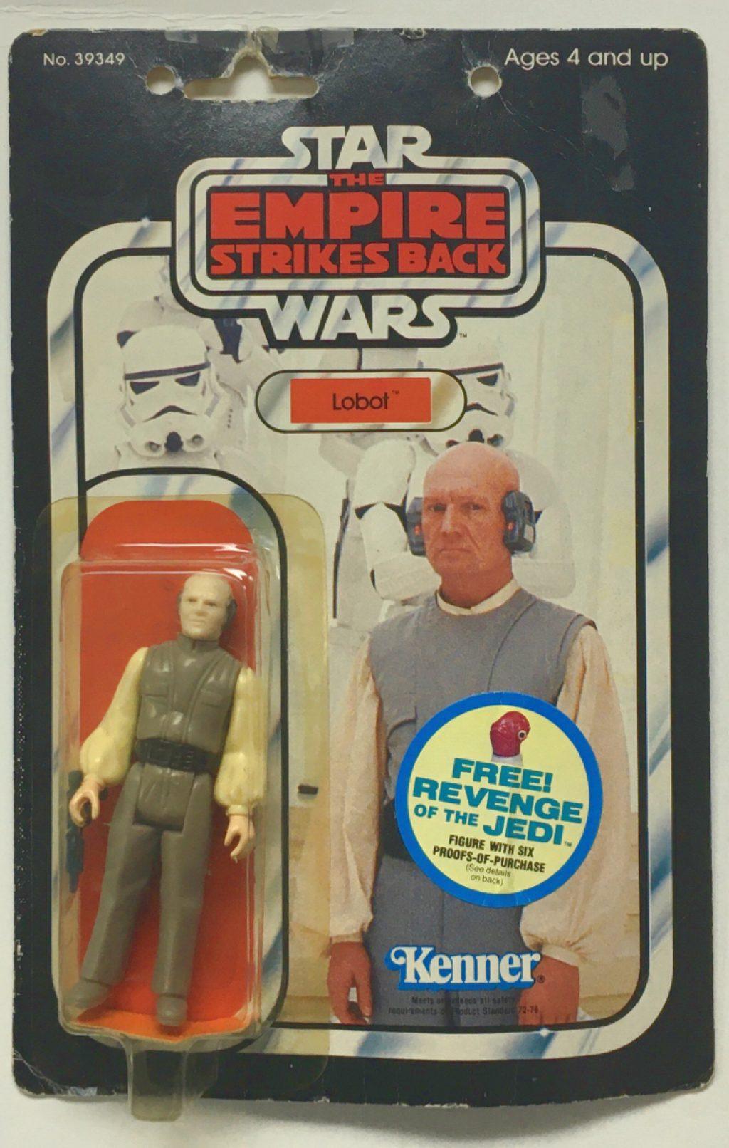 1980 moc star wars esb lobot action figure 1