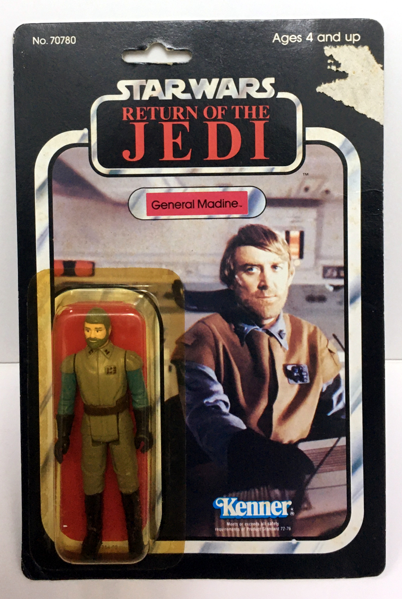 moc star wars rotj 77-back general madine 1