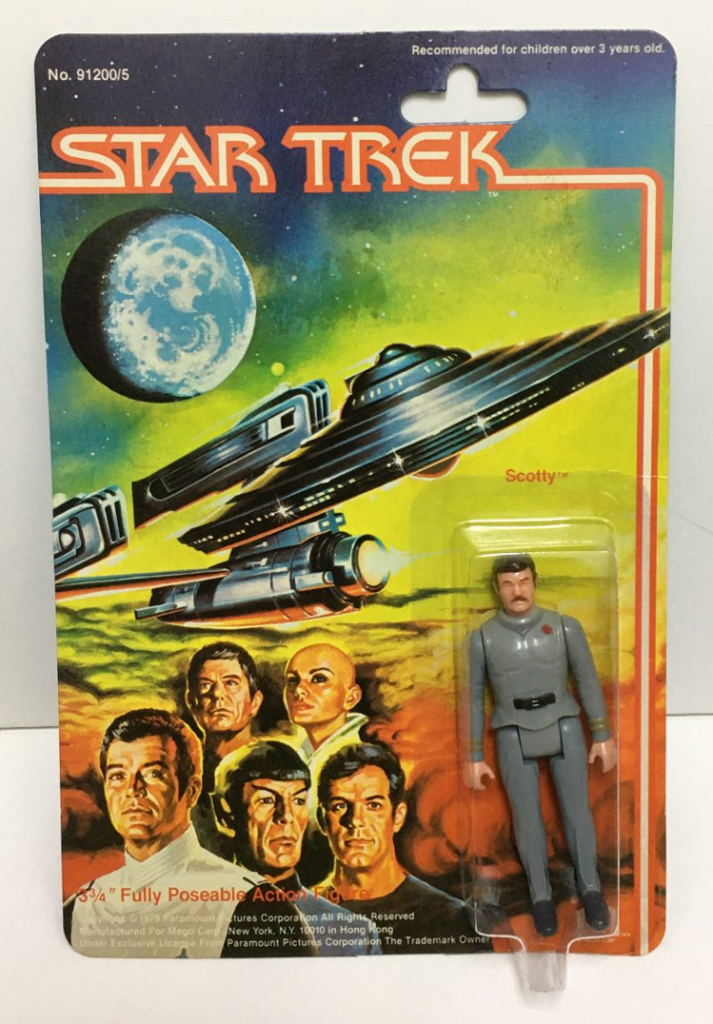 mego star trek the motion picture scotty action figure 1
