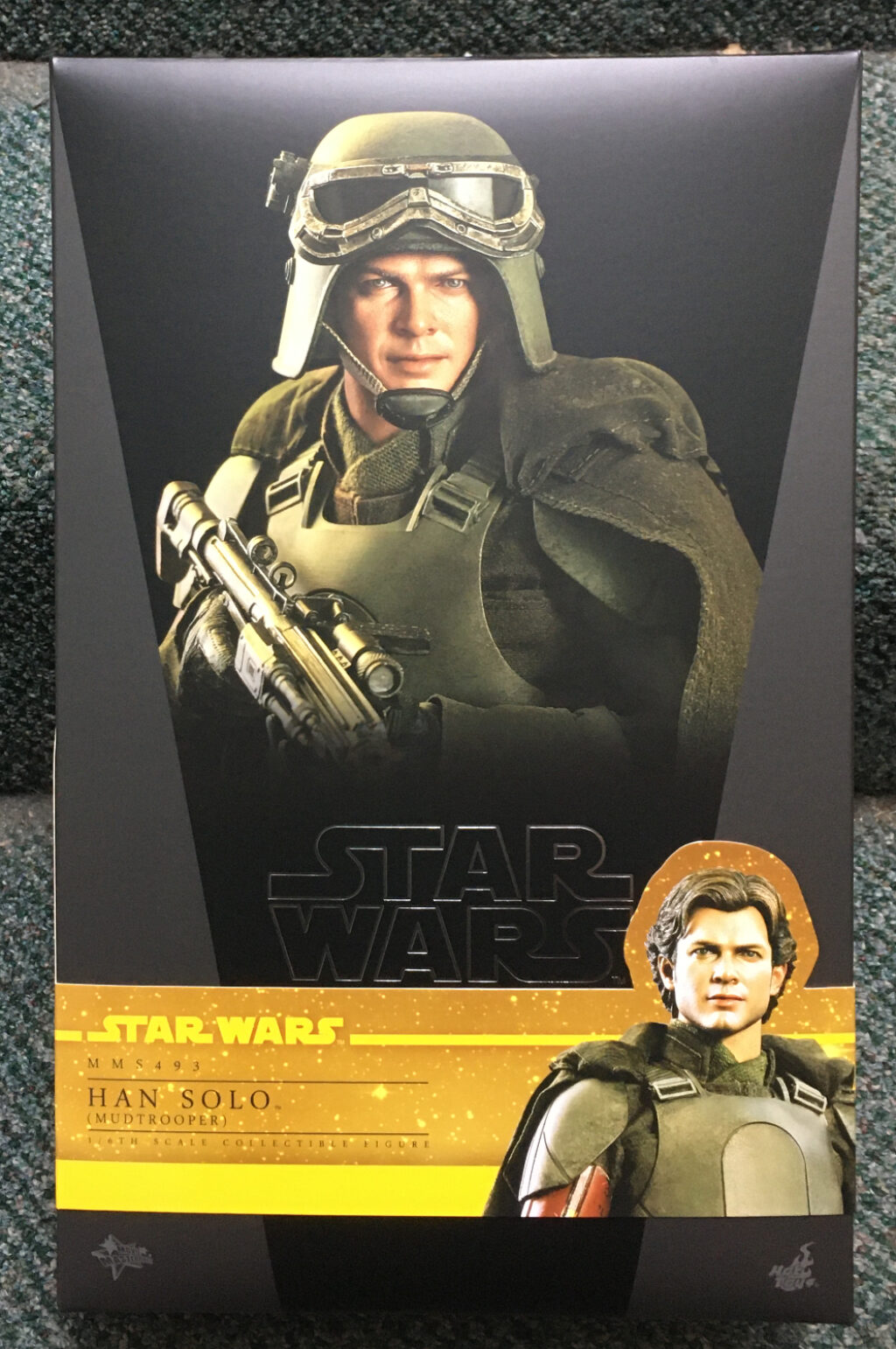 hot toys solo a star wars story mudtrooper 1:6 scale figure 1