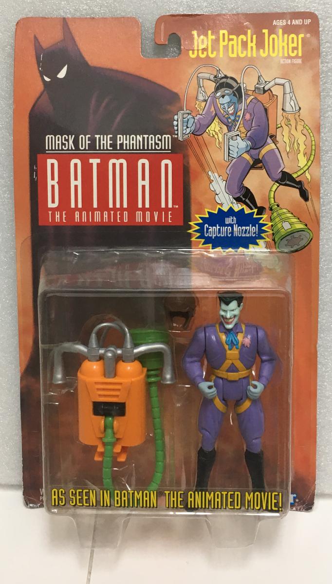 kenner mask of the phantasm jet pack joker action figure 1