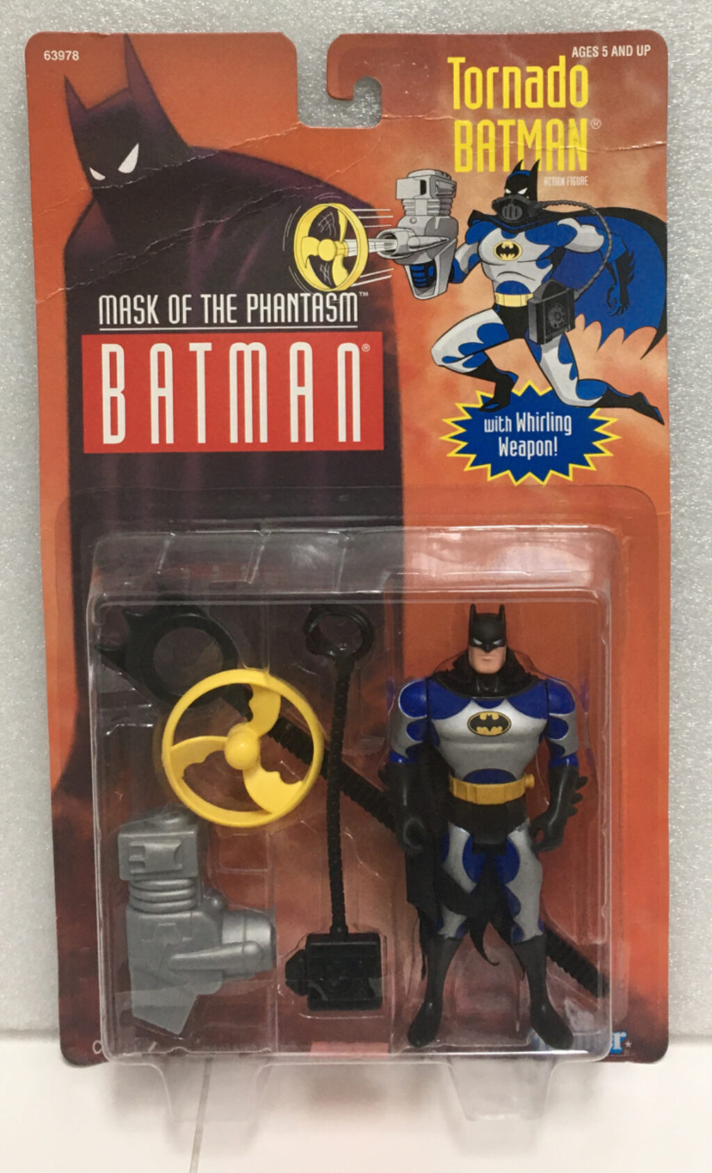 kenner mask of the phantasm tornado batman action figure 1