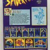 toy biz spider-man the animated series nick fury action figure 2