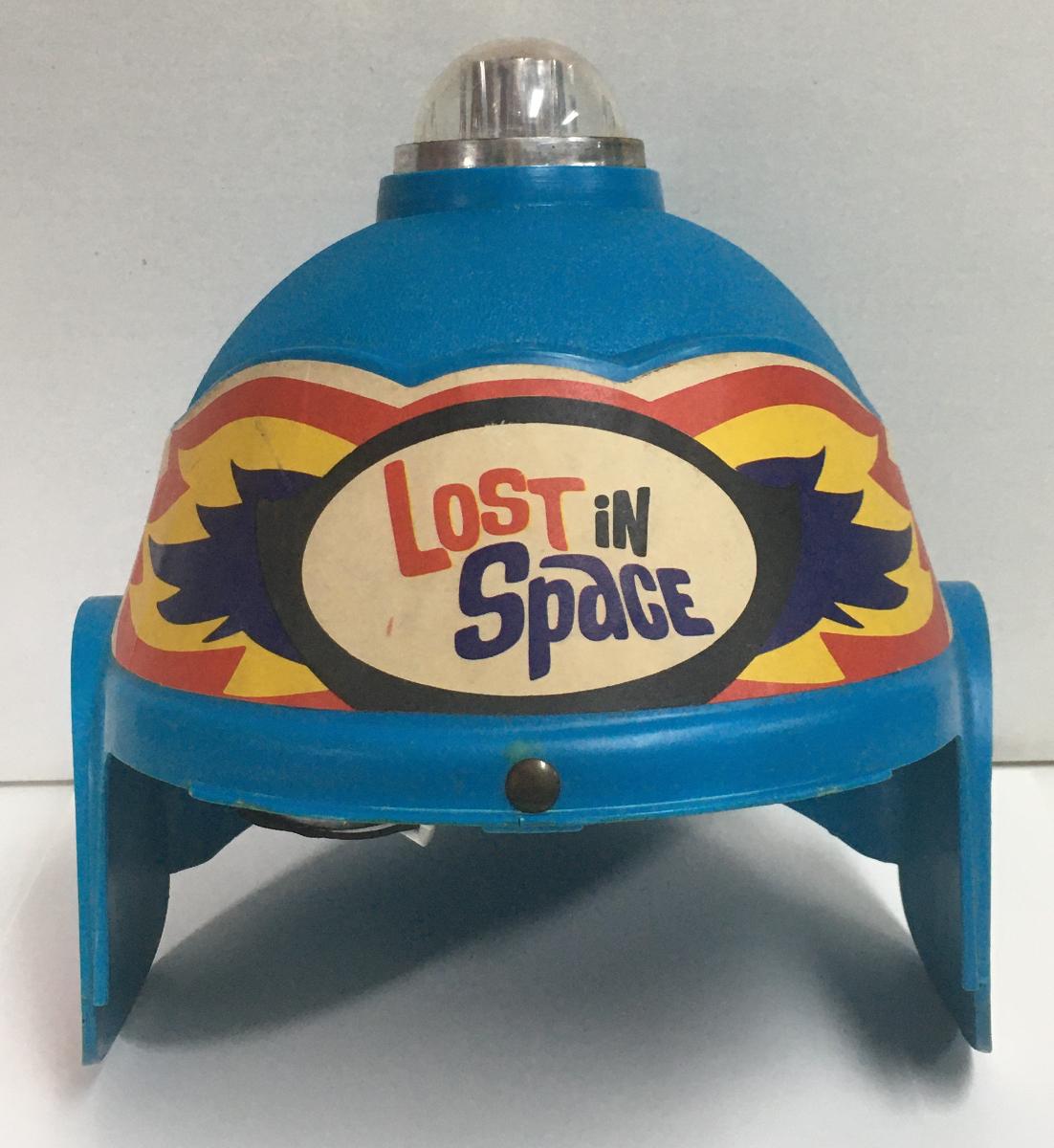 1966 remco lost in space helmet 1