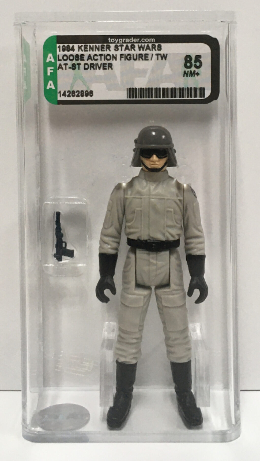 afa graded kenner star wars at-st driver 1
