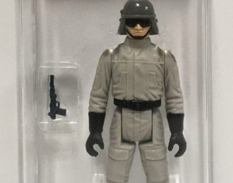 1984 AFA-Graded 85 NM+ Kenner Star Wars AT-ST Driver