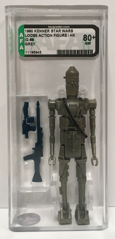 afa graded kenner star wars ig-88 1