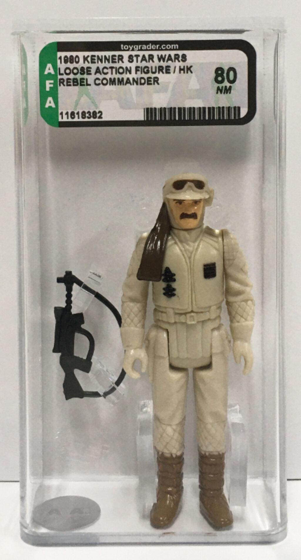 afa graded kenner star wars rebel commander 1