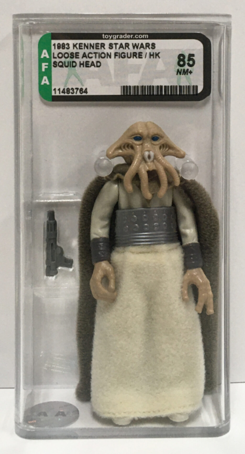 afa graded kenner star wars squid head 1