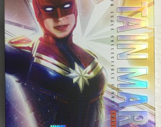 Hot Toys Captain Marvel Deluxe 1:6 Scale Figure